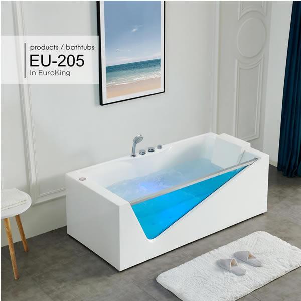 Bồn tắm massage Euroking EU 205