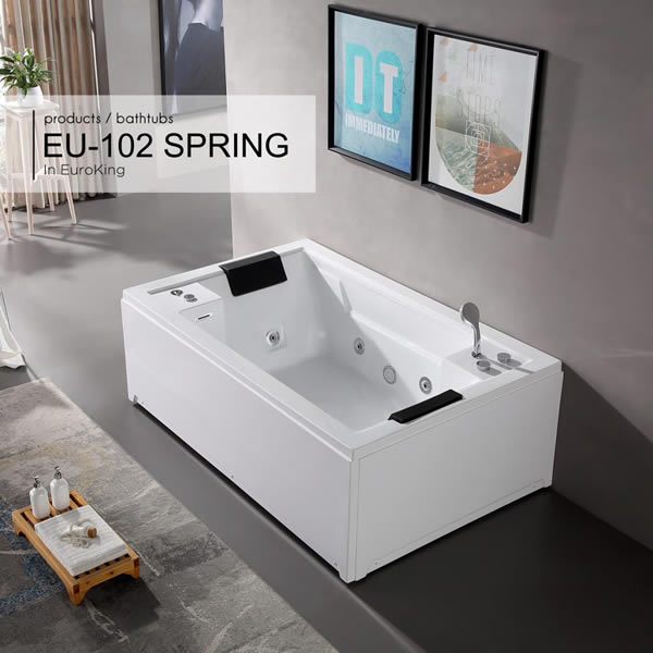 Bồn tắm massage Euroking EU-102S