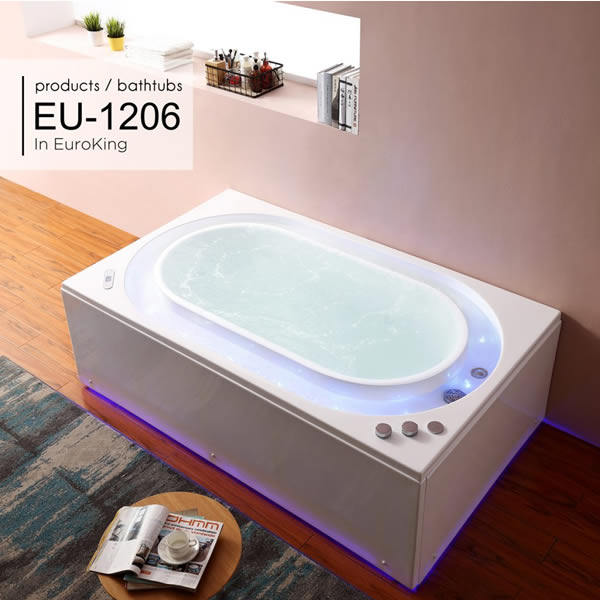 Bồn tắm massage Euroking EU-1206