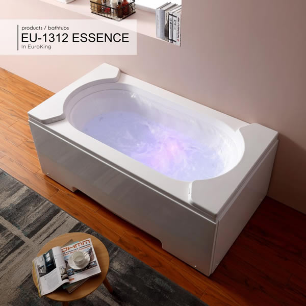 Bồn tắm massage Euroking EU-1312 essence