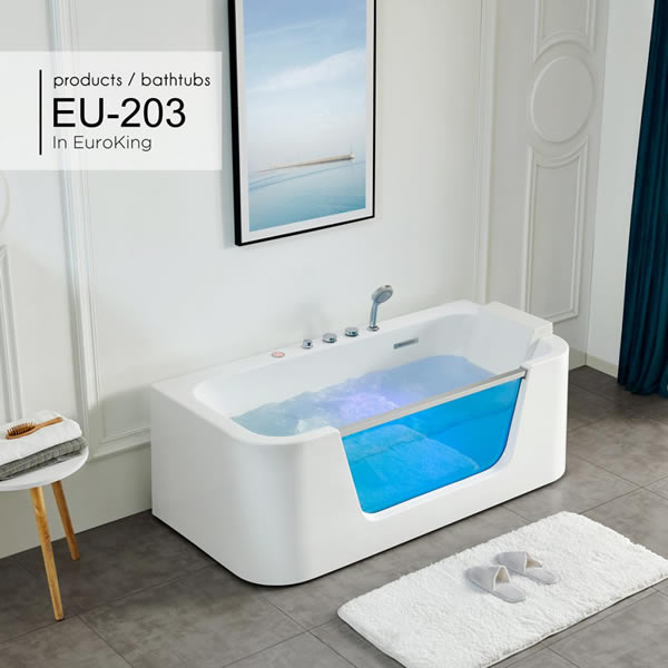 Bồn tắm massage Euroking EU-203