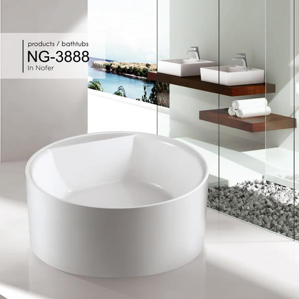 Bồn tắm Nofer NG-3888