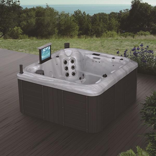Bồn tắm massage Jacuzzi Nofer SPA-022