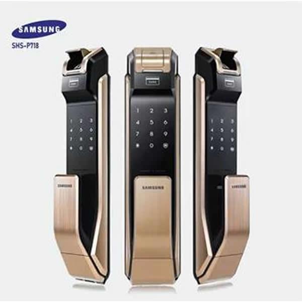 Khóa vân tay Samsung SHP-P718