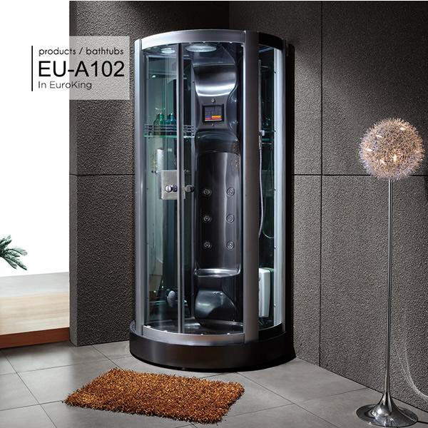 Phòng xông hơi Euroking Eu-A102 White