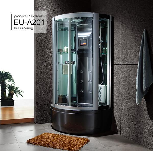 Phòng xông hơi Euroking Eu-A201 White