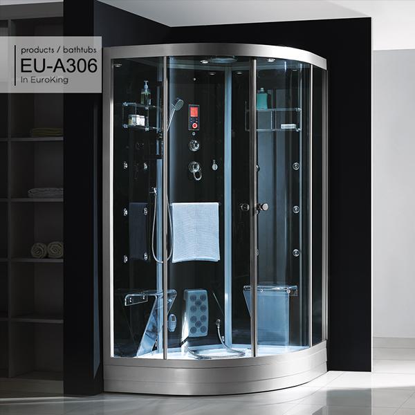 Phòng xông hơi Euroking EU-A306
