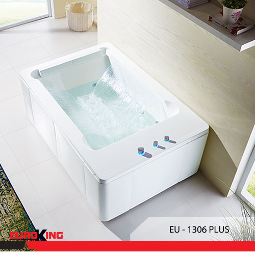 Bồn tắm massage EuroKing EU – 1306 PLUS