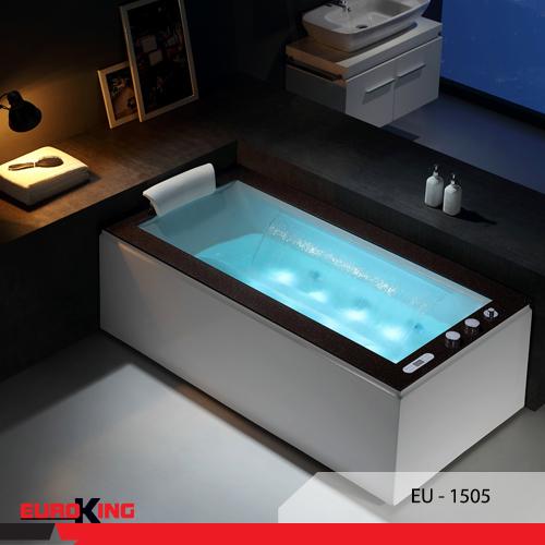 Bồn tắm massage EuroKing EU-1505