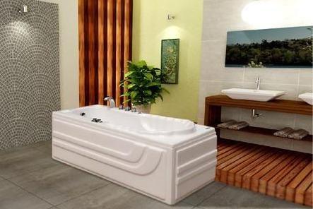 Bồn tắm nằm Việt Mỹ 16A