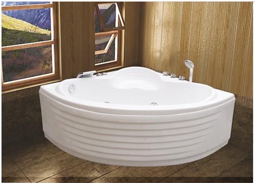 Bồn tắm nằm massage Việt Mỹ 12S