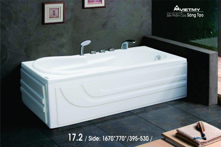 Bồn tắm massage Việt Mỹ 17.2
