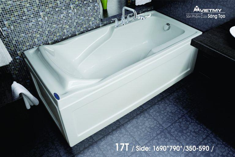 Bồn tắm nằm Việt Mỹ 17T