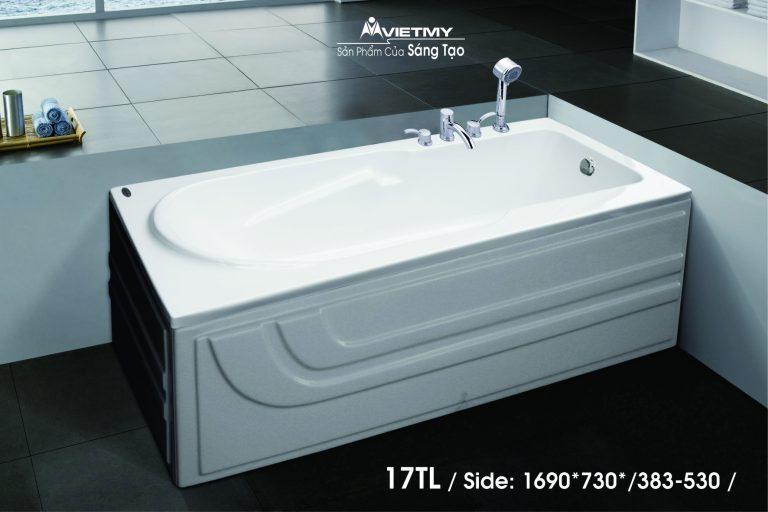 Bồn tắm nằm Việt Mỹ 17TL