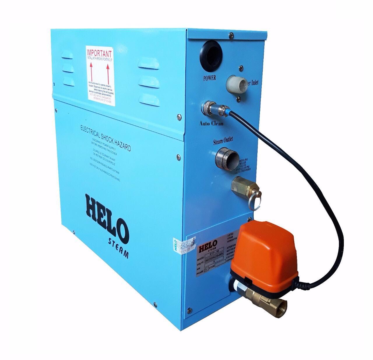 Máy xông hơi ướt Helo HTP 150