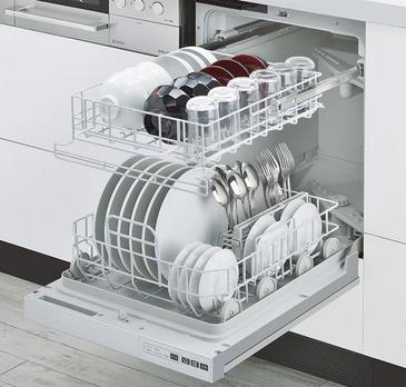 Model máy rửa bát tốt nhất bán chạy năm 2018? | Bếp Nam Anh