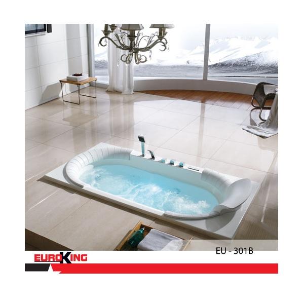 Bồn tắm nằm massage Euroking EU-301B