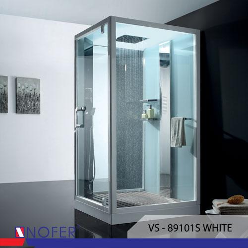 Phòng xông hơi VS-89101S  (R) White