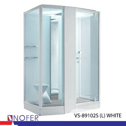 Phòng xông hơi VS-89102S  (L) White