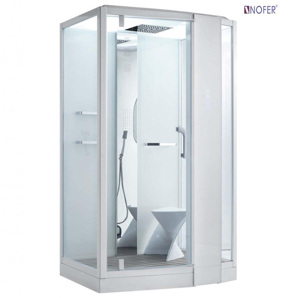 Phòng xông hơi VS-89105S  (R) White