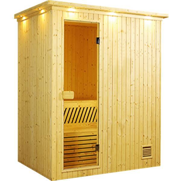 Phòng xông hơi khô thiết kế 3