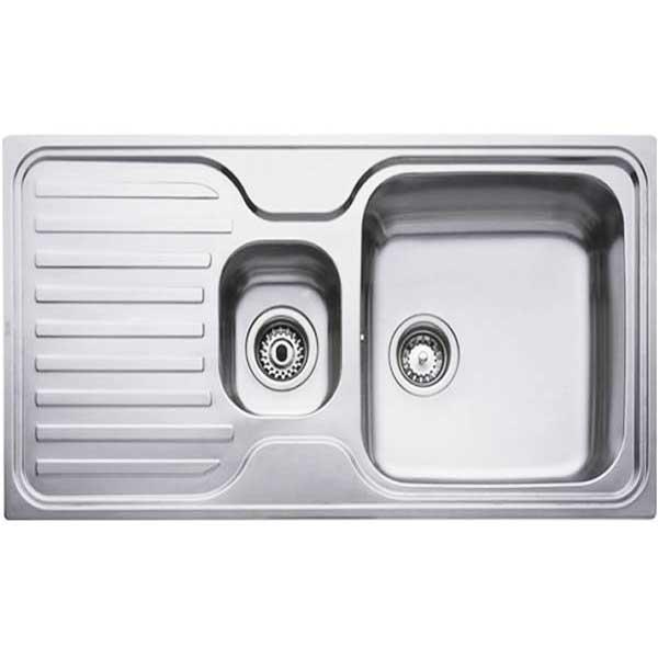 Chậu rửa bát Teka Princess Sink 1 1-2D