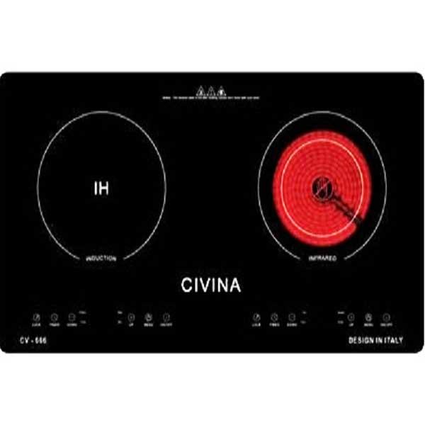 Bếp điện từ Civina CV-666