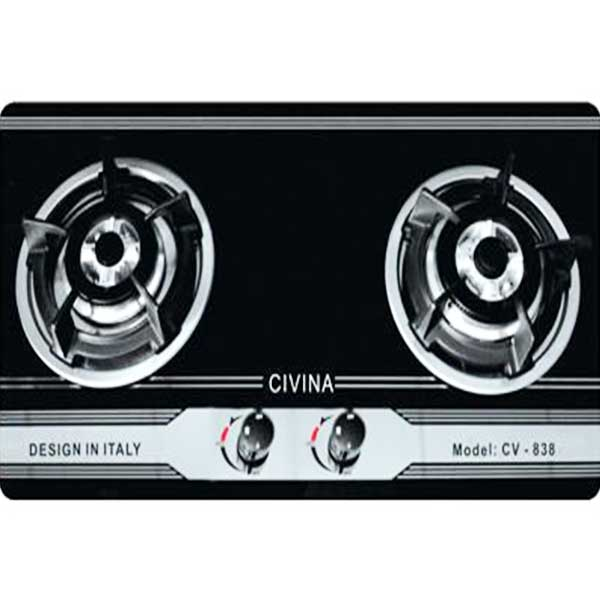 Bếp gas âm Civina CV-838