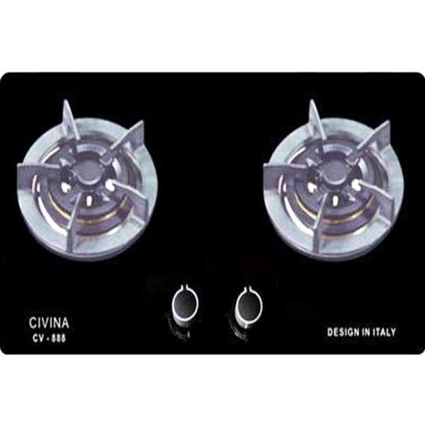 Bếp gas âm Civina CV-888