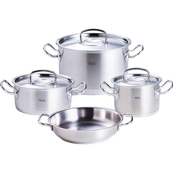 Bộ nồi từ Fissler set 4 pcs - pro collection c11