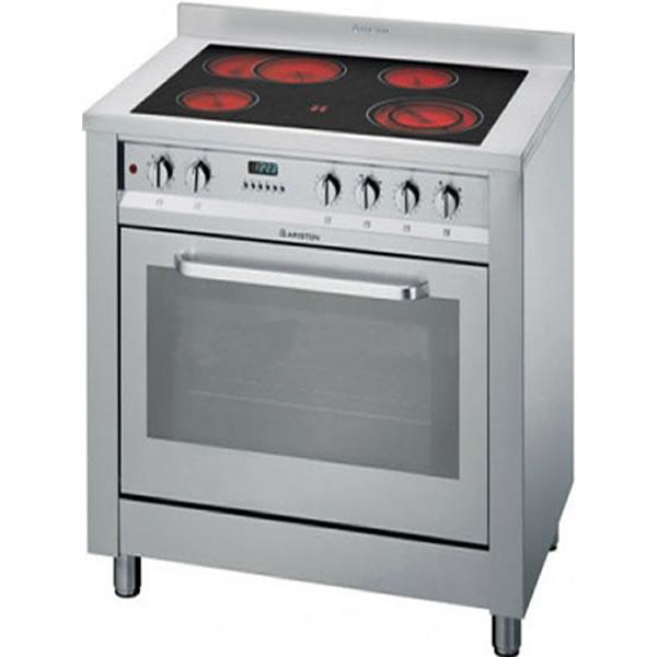 Bếp tủ liền lò Ariston CP 0V9M(X)DE