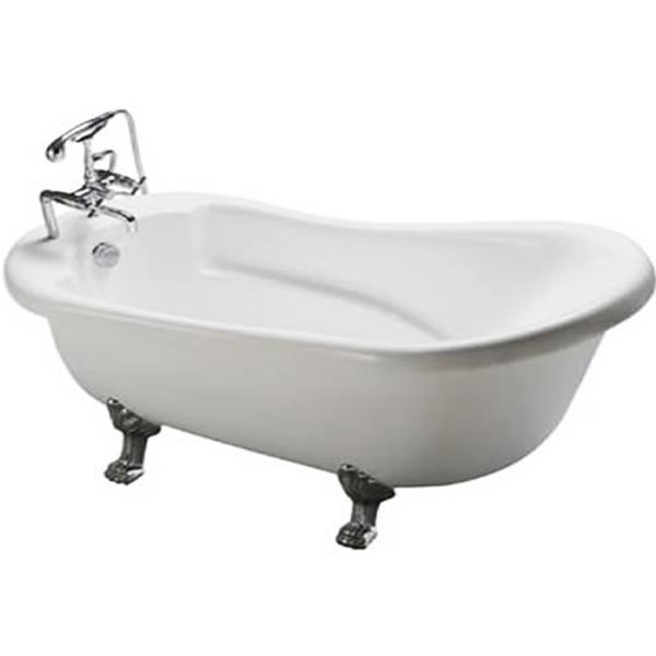 Mua bồn tắm loại nào phù hợp với nhu cầu gia đình
