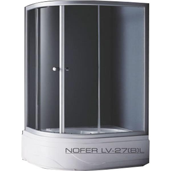 Bồn tắm đứng Nofer LV-27BL
