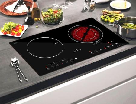 bếp hồng ngoại kết hợp bếp từ