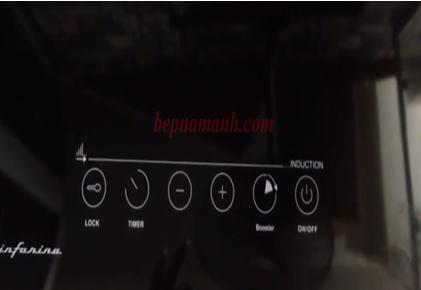 bảng điều khiển bêp M216Max