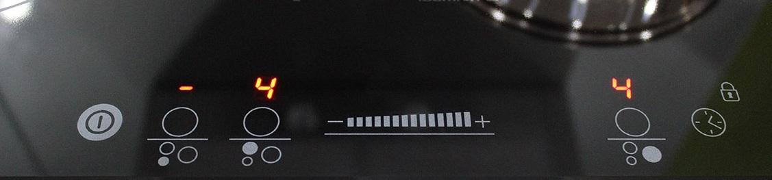 bảng điều khiển bếp từ Teka IRS-831