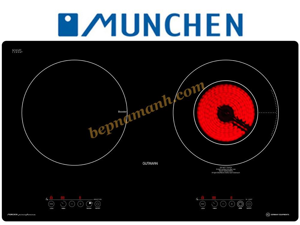 Bếp điện từ Munchen Q2 Fly Max
