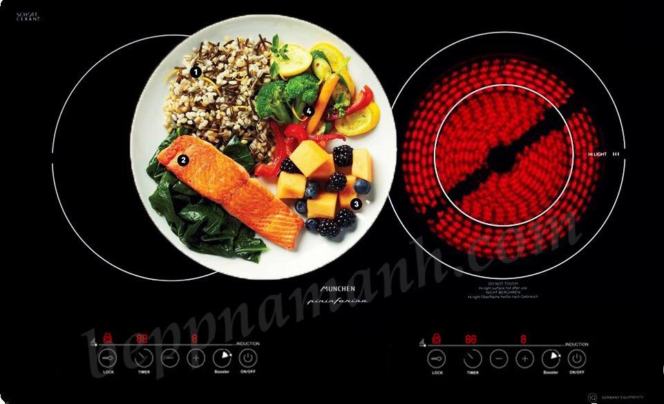 Image result for Bếp điện từ Munchen