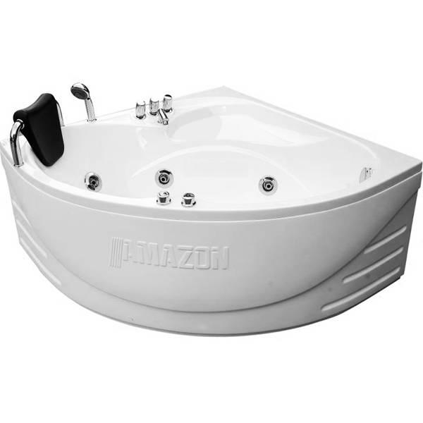 Bồn tắm góc Massage Amazon TP-8001