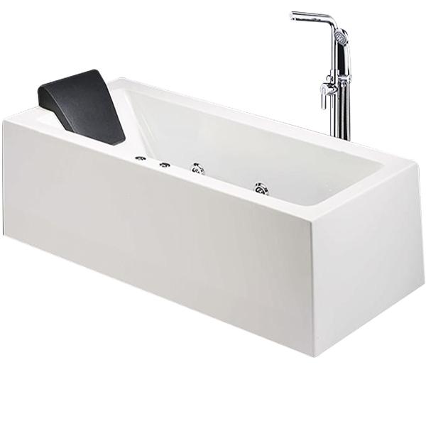 Bồn tắm nằm massage Caesar MT0660C