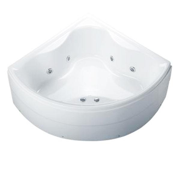 Bồn tắm góc Massage Caesar MT5133