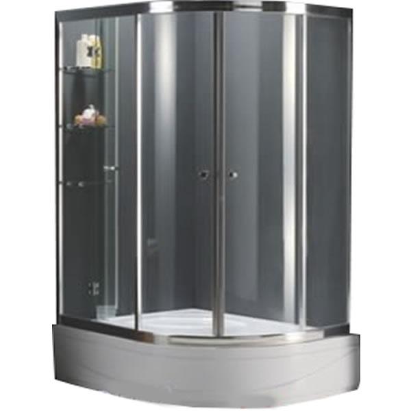 Bồn tắm vách kính Nofer LV-93