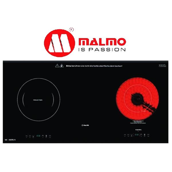 Bếp điện từ đôi Malmo MC-02EIPLUS