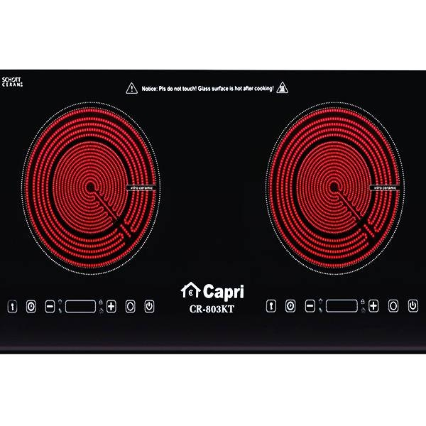 Bếp hồng ngoại Capri CR-803KT