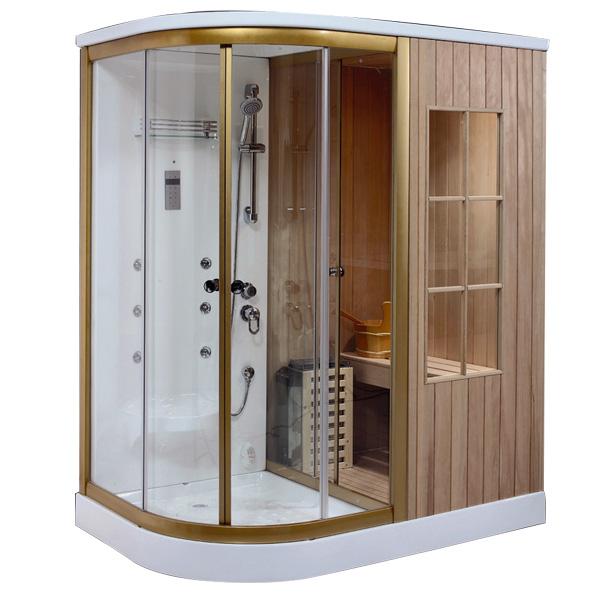 Phòng xông hơi khô kết hợp ướt Daros HT- 01