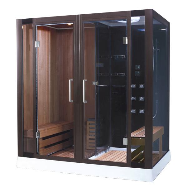Phòng xông hơi khô kết hợp ướt Daros HT - 03