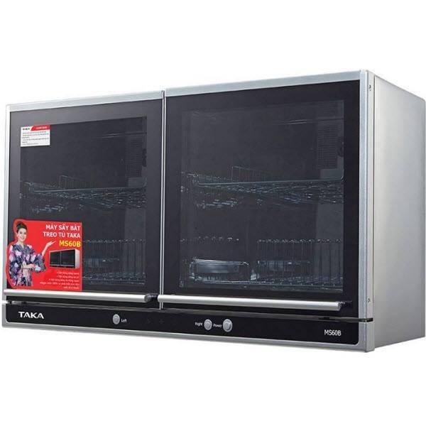 Máy sấy bát âm tủ Taka MS60B