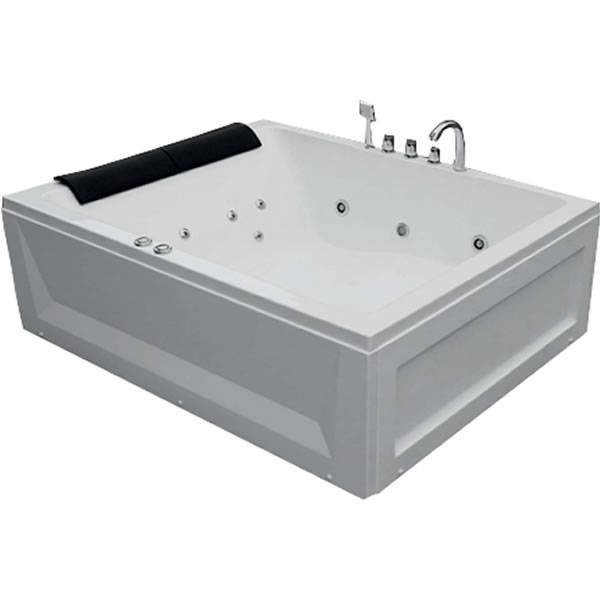 Bồn tắm nằm massage Daros DR 16-46