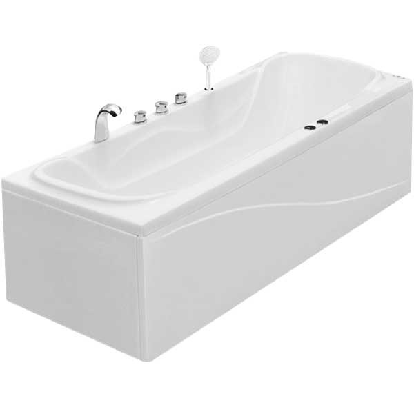 Bồn tắm nằm massage Euroca EU3-1775