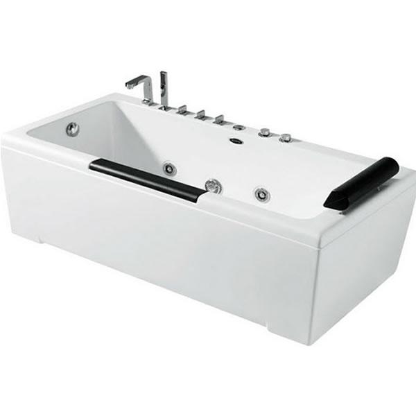 Bồn tắm nằm massage Koleto AR-027SQ